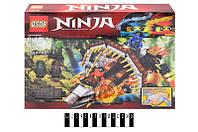 Конструктор Ninja 70719 194 детали