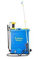 Опрыскиватель аккумуляторный гибридный Sadko SPR-20H (12V / 7Ah) Бесплатная доставка!