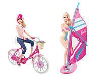 """Набор Barbie BDF34 """"Активный отдых"""", 2 вида"""