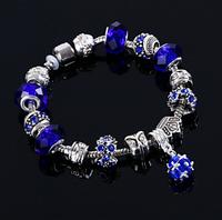 Женский браслет в стиле Пандора