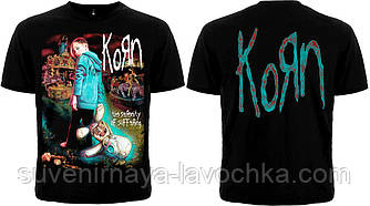 """Korn """"The Serenity of Suffering"""""""