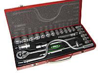 Набор инструментов и ключей 24 пр. KSD-024 King STD для авто в машину Автоинструменты
