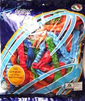 """Воздушные фигурные шары Италия """"Гусеница маленькая"""", GPF95/80 art.07801"""