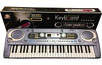 Детский орган синтезатор + FM радио MQ-020 FM