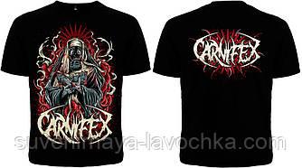 Рок футболка Carnifex