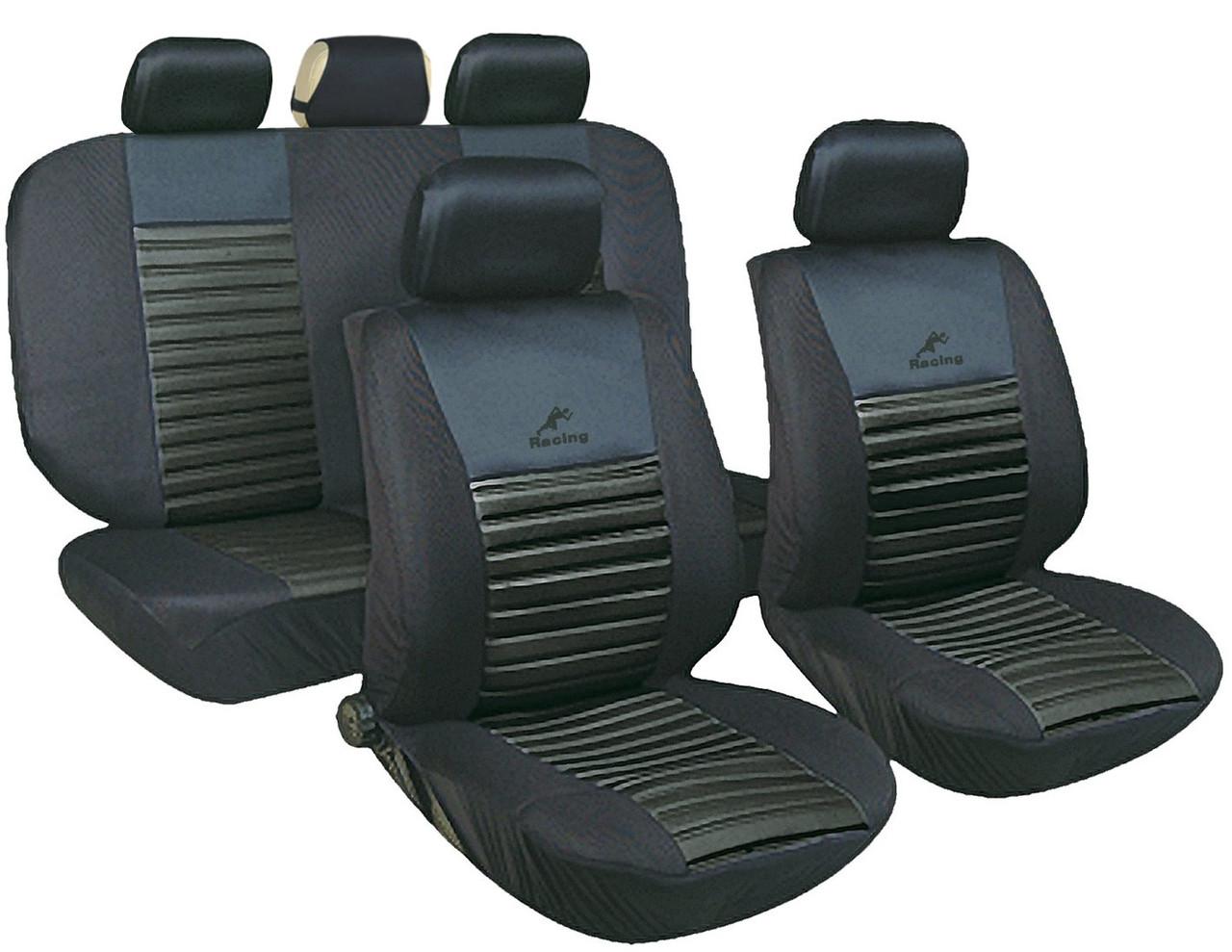 Чехлы на сиденья MILEX Tango 24016/1 2пер+2задн+5подг+опл/черные