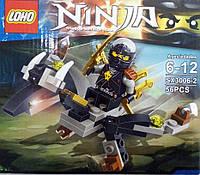 Лего Коул ниндзя lego ниндзяго ninjago Cole человечек нинзя