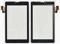 Тачскрин (сенсор) №179 Prestigio MultiPad PMP3007 8Gb 3G (SG5740A-FPC.V5) 186x107mm 36pin