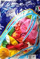 """Воздушные шарики Италия GEMAR G90/06 art.09061 """"З Днем народження!"""""""