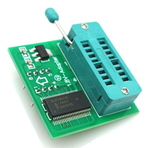 1.8В адаптер для RT809F TL866CS TL866A EZP2010 G540 TOP3000, фото 2