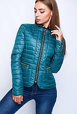 Женская весенняя куртка SV 22759, фото 3