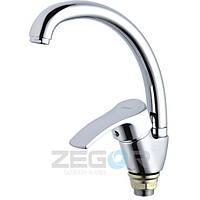 Смеситель для кухни Zegor Z83-YUB-A279