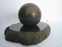 Шунгитовые шары здоровья. диаметр D-40 мм.- за 1 шт., фото 1