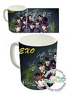 Чашка EXO