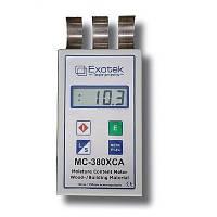 Влагомер древесины и стройматериалов Exotek MC-380XCA (0-98%) 230 пород, 19 групп стрйматериалов. Германия