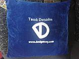 Подушки с фото и логотипом, фото 2