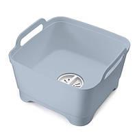 Joseph Joseph Wash&Drain Емкость для мытья посуды со сливом (85095)