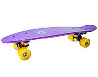 Пенни борд Скейтборд Explore Penny Board VIBRO 22 Гарантия Обслуживание, фото 1