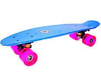 Пенни борд Скейтборд Explore Penny Board 22 Гарантия Обслуживание VIBRO FLASH , фото 1