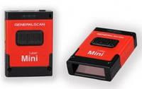 Компактный сканер штрих-кодов Honeywell General Scan GS-M100BT (лазерный)