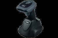 Беспроводной сканер штрих-кодов Cino F780 BT USB черный с прорезиненным корпусом