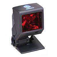 Стационарный сканер штрих-кодов для работы в тяжелых условиях MS 3580 QuantumT (RS-232) черный