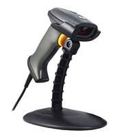 Недорогой сканер для штрихкодов SunLux XL6200A RS-232 с подставкой для автоматического сканирования