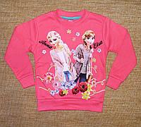 Джемпер для Девочки Frozen Трикотаж Цвет Коралл  Рост 104-122 см