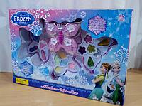 Набор декоративной детской косметики «Frozen» | Бабочка