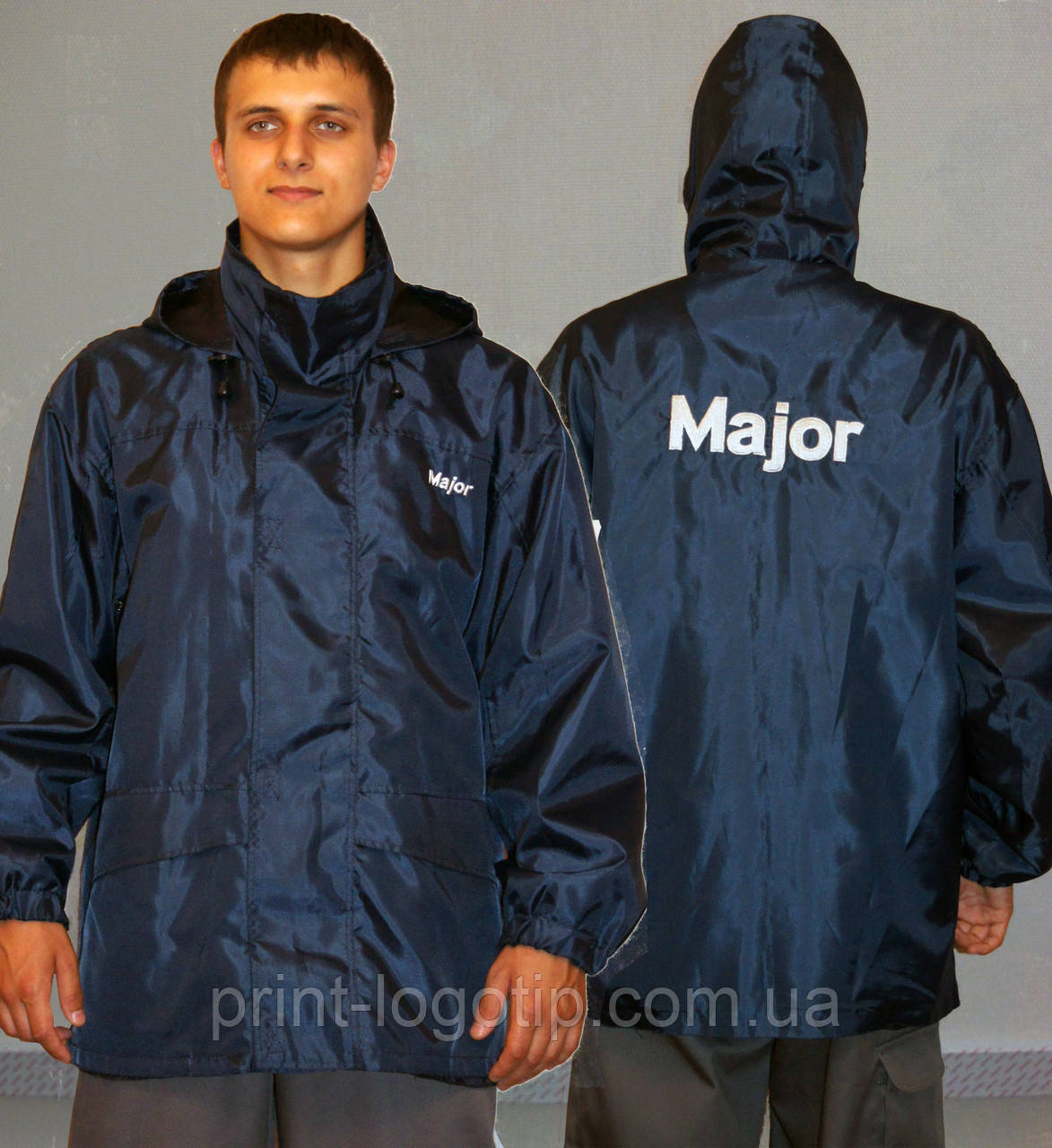 Куртки и ветрловки с логотипом