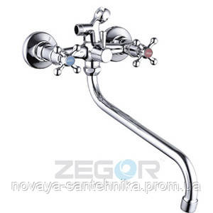 Смеситель для ванной с душем, DMX7