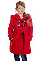Пальто кашемир+букле девочка подросток, фото 1
