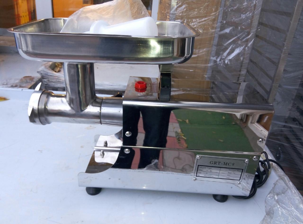 Мясорубка промышленная Vektor-TF8 пр-ть до 80 кг/чаc