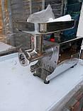 Мясорубка промышленная Vektor-TF8 пр-ть до 80 кг/чаc, фото 2