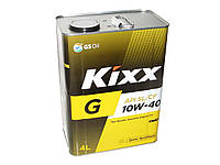 Масло моторное п/синтетика KIXX Gold 10W-40 4л SL/CF