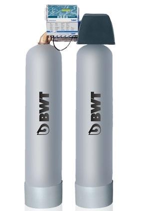 Пом'якшувач води безперервної дії BWT RONDOMAT DUO 3