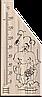 Термометр для бани ТС 5, фото 3