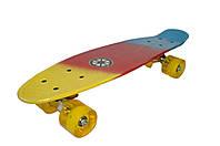 Пенни борд Скейтборд Explore Penny Board 22 Гарантия Обслуживание VICTOR