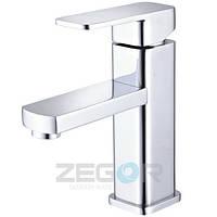 Смеситель для умывальника Zegor Z15-LEB1-A123