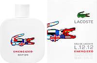 Lacoste Eau De L.12.12 Energized туалетная вода 100 ml. (Лакост Эу Де Л.12.12 Энерджи)