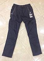 Спортивные женские брюки плащевка M-3XL