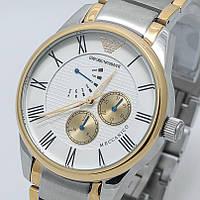 Часы EMPORIO ARMANI кварц.Класс ААА