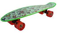 Пенни борд Скейтборд Explore Penny Board Гарантия Обслуживание ENCORE 24, фото 1