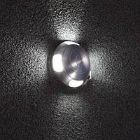 Светодиодный настенный LED светильник 3 Вт ODL010