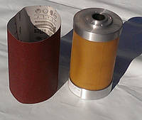 Надувний шліфувальний барабан (еластичний вал), фото 1