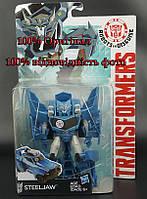 Трансформеры Роботы под прикрытием Steeljaw Стилджо Hasbro