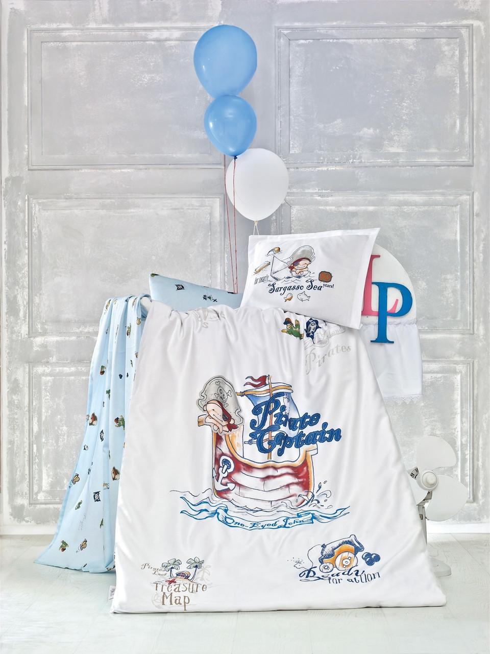 Комплект детского постельного белья Pirate, Luoca Patisca
