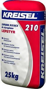 Клей для пінопласту Kreisel 210 25кг