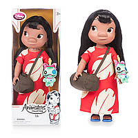 Новинка 2017!! Disney Animators' Collection Lilo Doll Кукла Лило Аниматор Дисней