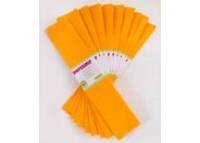 Бумага гофрированная 1Вересня темно-желтая 55% 26,4г/м2 (50см.х200см.) 705387 (10/200)